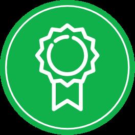 Ícone Certificado